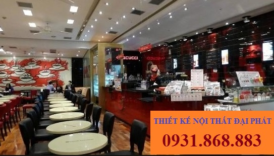thiet ke quan cafe theo phong cach han quoc 1