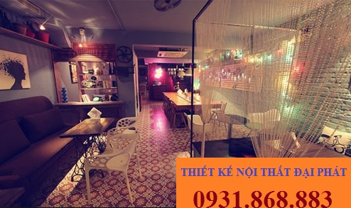 thiet ke quan cafe theo phong cach han quoc 2