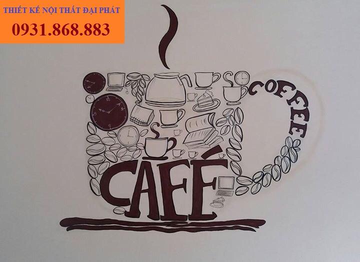 ve tranh tuong cho quan cafe 1