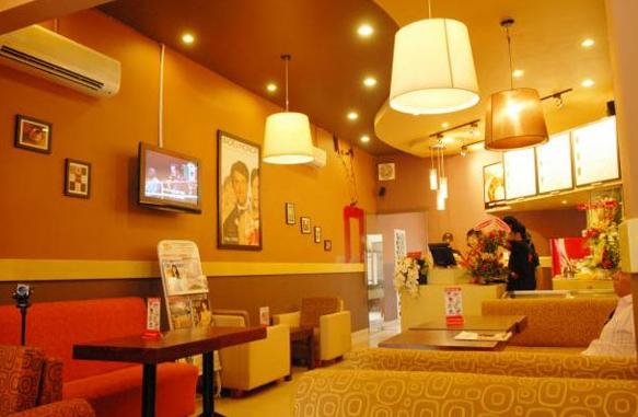 Quan cafe thu hut khach 4