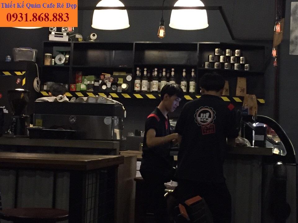 thiet ke quan cafe rang xay binh thanh 2