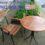 Đóng bàn ghế cafe BMT – Xưởng Mộc Đại Phát